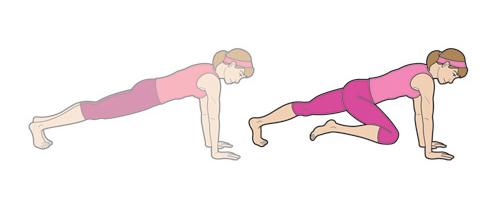 6 bài tập giảm mỡ bụng vòng 2 đơn giản