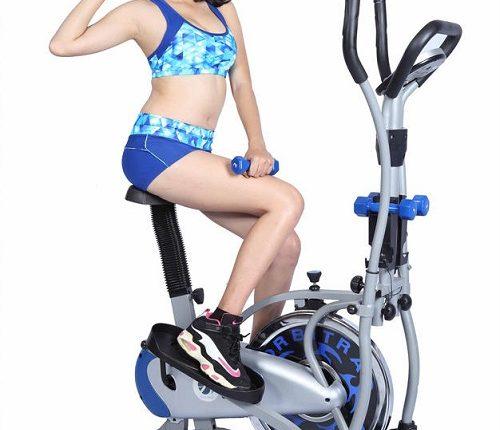 5 Lý do dùng xe đạp tập thể dục tại nhà